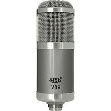 MXL V89 Diafragma Grande Micrófono de condensador-Totalmente Nuevo-Excelente