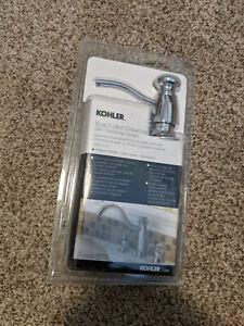 Kohler K-1894-C-CP Traditional Design Soap/Lotion Dispenser Chrome