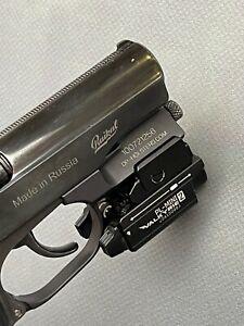 DP PM RAIL Makarov Pistol Fasteners installation Light Laser target designator