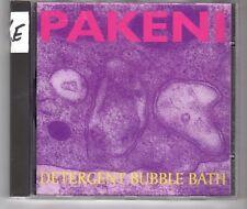 (HG647) Pakeni, Detergent Bubble Bath - 1996 CD