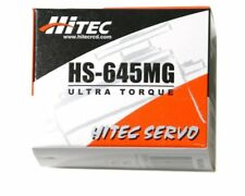 New Hitec HS645 HS645MG HS-645MG High Torque Metal Gear MG RC Airplane Servo
