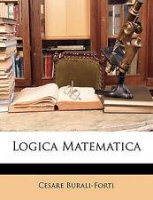 Logica Matematica by