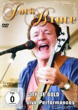 Jack Bruce - City of Gold: Live Performances [New DVD]