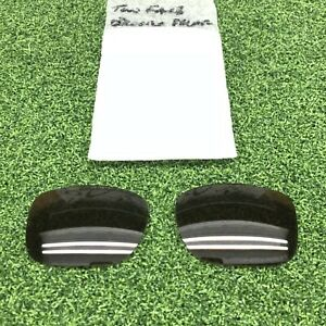 Oakley Two Face Replacement Lens Bronze Polarized MINT