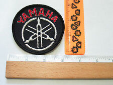Yamaha Motorcycle Patch (#1521)