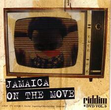 RIDDIM DVD Vol. 9 Konshens Protoje No-Madzz Jah9 Dancehall Roots Culture
