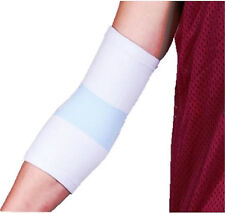 SureSoles Elbow Protector Support Muscle Joint Sports Moderate ladies Sky Blue