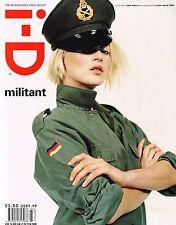 I-D Magazine 230 KATE MOSS Stella Tennant MIA HESSNER Daphne Selfe KIM PEERS New