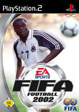 FIFA Football 2002 (Sony PlayStation 2, 2001, DVD-Box) PS 2