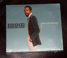 SEALED Eddie Kendricks Keep On Truckin' Motown Solo Albums Hip-O Select 2-CD NEW