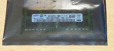 Nuevo genuino SAMSUNG M471B5273EB0-YK0 FYHV de memoria de 4GB DDR3 PC3-12800 1600MHz 1