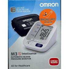 OMRON M3 INTELLI MISURATORE PRESSIONE  HEM-7131-E + alimentatore adattatore