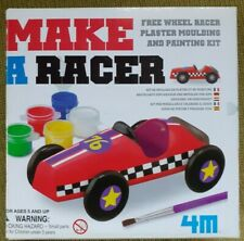 Make A Racer - modelling set - for children 5 years and above