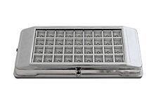 1x Auto Caravan Soffitto Cupola Interni Luce On/Off 36 LED 12v gt-692