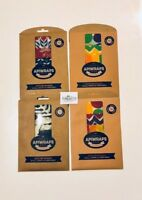 Apiwraps Kitchen Basics Reusable Beeswax Small Med Large Food Wraps Designs Vary