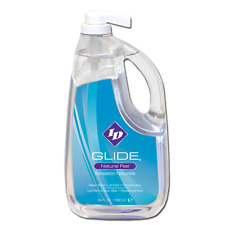 ID Glide Lubricant 64 oz (1900 ml) - with free Pump dispenser & 1 oz Travel Size