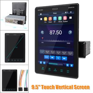 "9.5"" Vertical Screen Android10.1 HD Bluetooth Car Stereo GPS Dash FM MirrorLink"