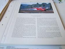Deutsches Eisenbahn Archiv 24 Reise 5317 der Thalys Köln Paris