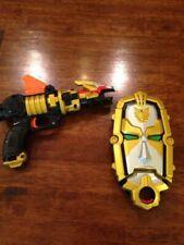Power Rangers Megaforce Battle Gear Gosei Baster Gun Bandai Morpher Cardholder