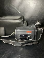 RCA VHS-C Camcorder Model CC631 SMALL WONDER VHS Playback Camera with Case