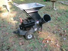 Craftsman Wood Chipper Shredder 10hp. Great for leaves & small branches.