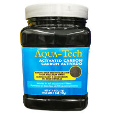Aqua-Tech ACTIVATED CARBON WORKS WITH ALL AQUARIUM WATER FILTERS Removes Odor &