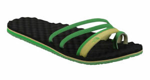 The North Face Womens Base Camp Trifecta Flip Flops Sandals Casual A4XXC5K EE149