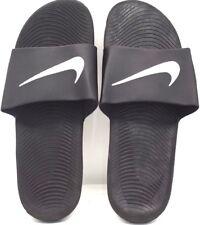 043c0e36d Nike Kawa Slides Sandals Black   White US Size 12 - FREE SHIPPING - BRAND  NEW