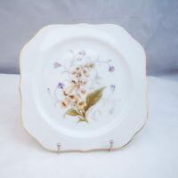 Noritake CANTERBURY (Floral) 5226 Square Salad Plate(s)