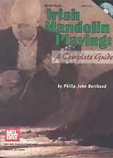 IRISH MANDOLIN PLAYING A COMPLETE GUIDE + online