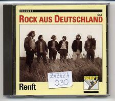 Renft CD Rock Aus Deutschland Ost (1974 LP) DSB Label 1991 ostrock