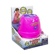 Little Kids 48603 Pink Purple Fubbles Bubble Machine NEW