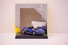 Renault spider without windshield 1/43 speed in promotional box