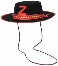 Giw Carnival Toys Cappello Cavaliere Nero 05571