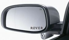 4x Wing Mirror Stickers Fits Rover 75 Graphics Premium Quality XA77