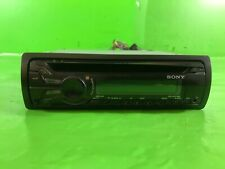 SONY FM/MW/LW COMPACT DISK CD RADIO PLAYER CDX-GT270MP