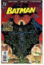 BATMAN # 611 NM 2003 PART 3 HUSH POISON IVY CATWOMAN SUPERMAN LOEB JIM LEE
