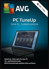 AVG PC TUNEUP 2018 - FOR 1 PC - 1 YEAR - DOWNLOAD
