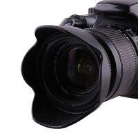 77mm Reversible Petal Flower Lens Hood II For Canon Nikon Sony Olympus Camera