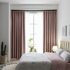 Thickening Drapes modern Blind Block window Treatments cloth blackout curtains