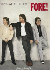 Partition pour guitare voix - Huey Lewis and the news - Fore