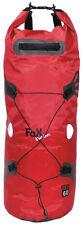 """MFH Fox Outdoor Sacchetto di trasporto """"Dry Pak 60"""" Zaino Borsa per trasporto ROSSO 60l"""