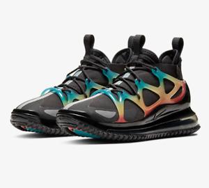 Nike Air Max 720 Horizon Men's 10 OffNoir/L.Orang/T.Nebula/Cosmic C.~DS~Nike.com