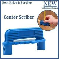 Multifunction Center Offset Scriber Magnetic Marking Bottom Carpenter Kit G K5E3