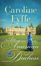 An American Duchess by Fyffe, Caroline