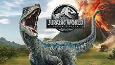 Cialda Jurassic world dinosauri RETTANGOLARE / ROTONDA Ostia per torta con NOME