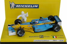 F1 1/43 RENAULT R202 TRULLI 2002 MICHELIN EDITION MINICHAMPS