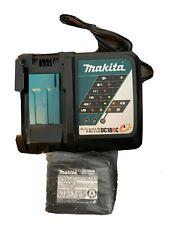 1) New Genuine Makita Bl1850B 18V 5.0 Ah Battery, (1) Dc18Rc Charger 18 Volt Lxt