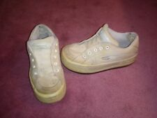 Vtg 1990s Ladies Skechers Usa Wedge Sneakers 6 (acceptable condition, no laces)