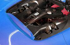 Ferrari 488 Spider Carbon Fiber Engine Bay 4pc Set, Side Panels, Center & Airbox